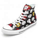 """All Star Converse Chuck Taylor """"The Simpsons Collection'"""