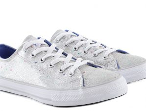 Sneaker Converse Chuck Taylor All Star Galaxy Glimmer Low 665107C-040