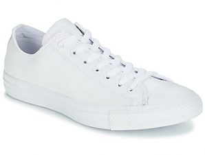Xαμηλά Sneakers Converse ALL STAR MONOCHROME CUIR OX