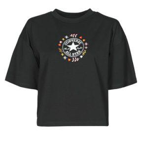T-shirt με κοντά μανίκια Converse CHUCK WOMENS WANDER TANK Σύνθεση: Βαμβάκι,Spandex