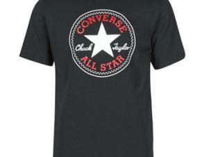 T-shirt με κοντά μανίκια Converse NOVA CHUCK PATCH TEE
