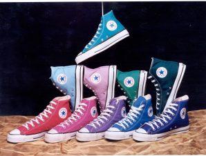 4 τρόποι να φορέσετε τα All Star Converse σας
