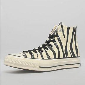All Star Chuck Taylor 'Zebra' edition