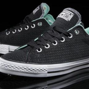 All Star Converse CTS OX 'Black Peppermint'