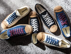 All Star Converse Jack Purcell 'Crepe'
