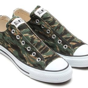 All Star Chuck Taylor Slip Ox 'Camo Pack'
