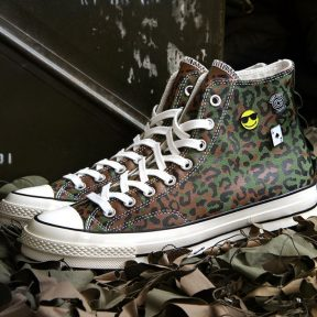 "Concepts x Converse Chuck Taylor All Star 1970s ""Zaire Leopard Camo"""
