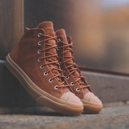 """Converse Jack Purcell Mid """"Brown Gum"""""""
