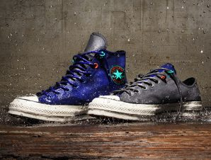"All Star Converse Chuck Taylor '70 ""Polartec"" Pack"