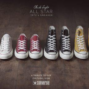 Converse All Star Chuck Taylor 70s Χρωματισμοί