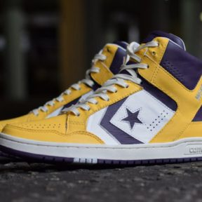 "Converse CONS Weapon ""Lakers"" Hyperstrike"