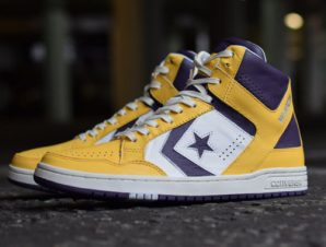 """Converse CONS Weapon """"Lakers"""" Hyperstrike"""