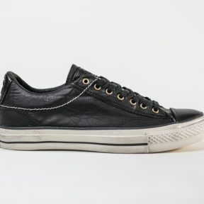 Converse John Varvatos All Star Low – Μαύρα