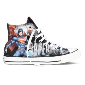 DC Comics x Converse Chuck Taylor All Star Φθινόπωρο 2014