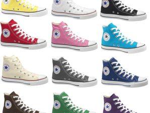 Πράγματα που δεν ήξερες για τα All Star Converse